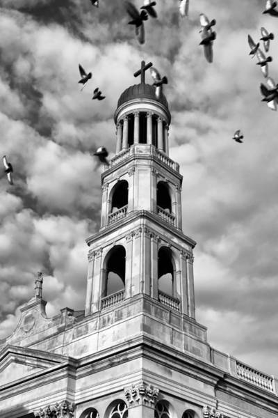 Greenwich Village Photograph - Our Lady Of Pompeii Church by Michael Dorn
