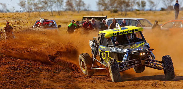 Photograph - Out Back Racing by Paul Svensen
