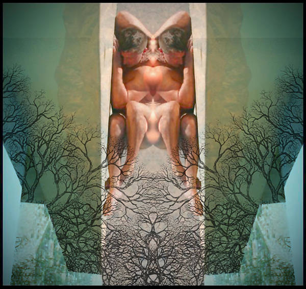 Digital Art - Out Of The Woods by Brian Kirchner