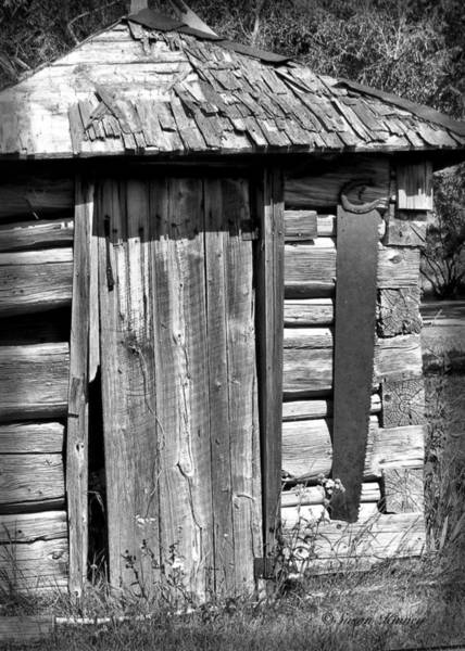 Photograph - Outhouse 5 by Susan Kinney