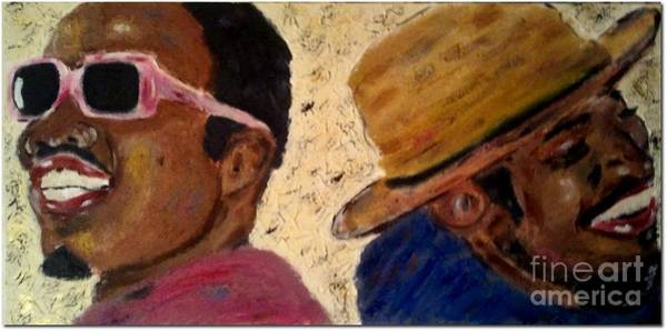 Tacoma Painting - Outkast by J Von Ryan