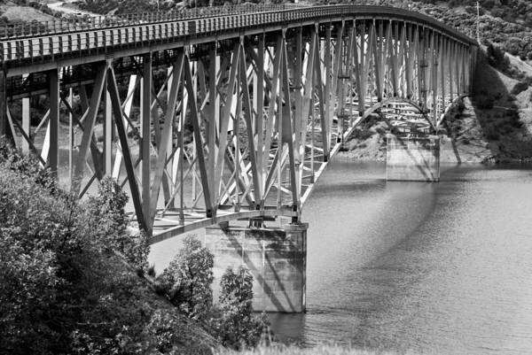 Photograph - Over The River by Colleen Coccia