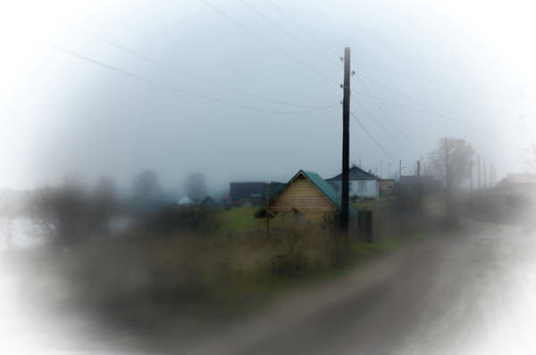 Photograph - Overcast Morning In The Village by Michael Goyberg