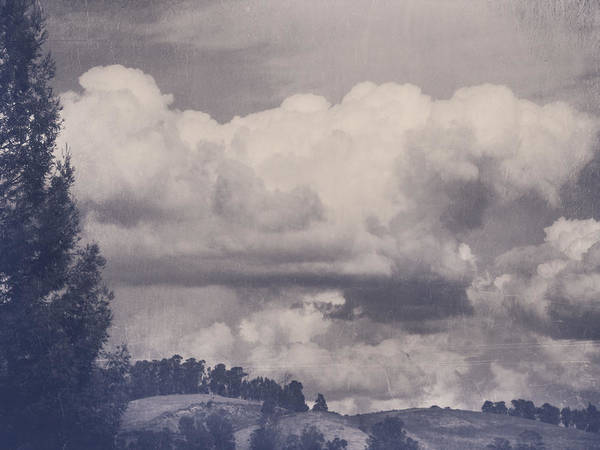 Cloudscape Photograph - Overwhelmed by Laurie Search