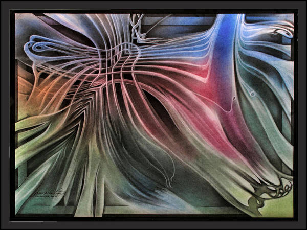 Pastel - p17 LabyrinthD '09 by Glenn Bautista