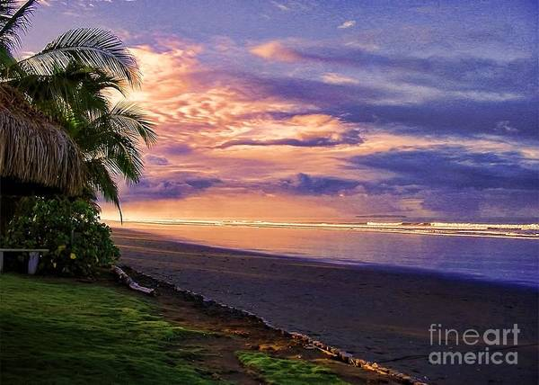 Pacific Sunrise Art Print