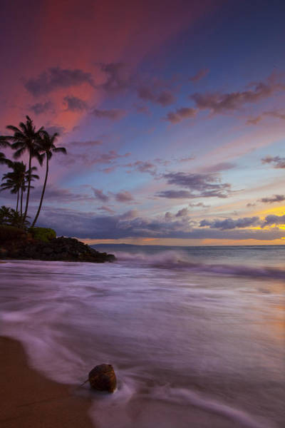 Kihei Photograph - Painted Sky by James Roemmling
