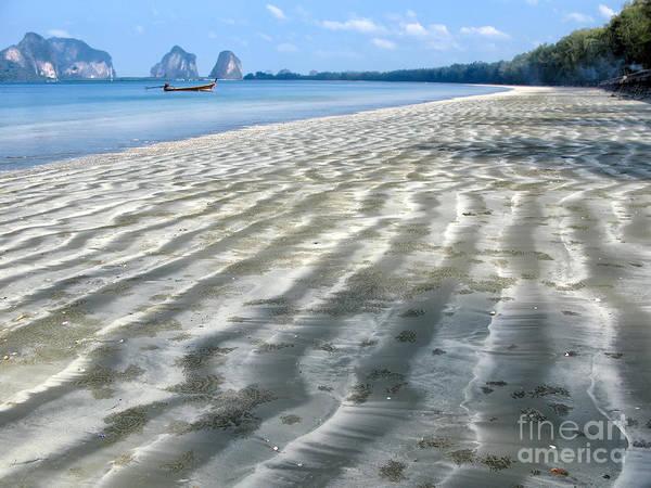 Photograph - Pak Meng Beach by Adrian Evans