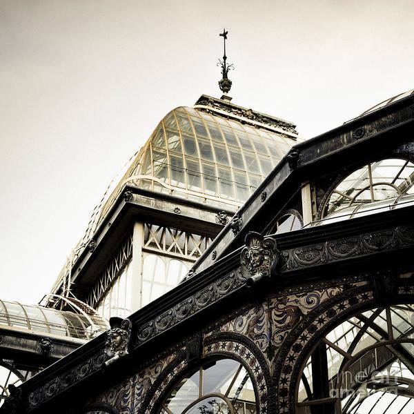 Photograph - Palacio De Cristal 1 by RicharD Murphy