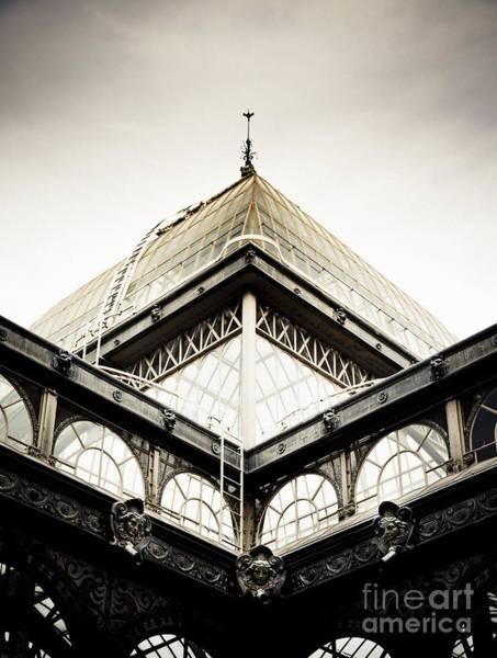 Photograph - Palacio De Cristal 2 by RicharD Murphy