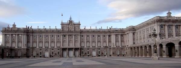 Photograph - Palacio Real De Madrid by Keith Stokes