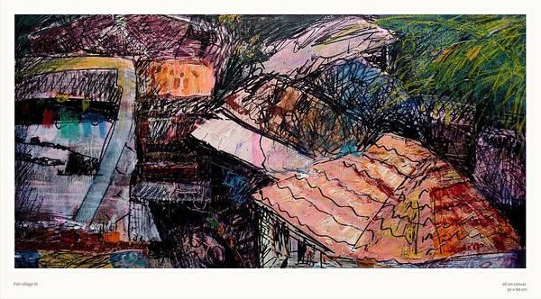 Mumbai Painting - Pali Village by Natalya  Bhasin