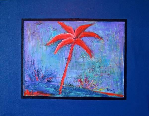 Palm Treeseries 13 Art Print