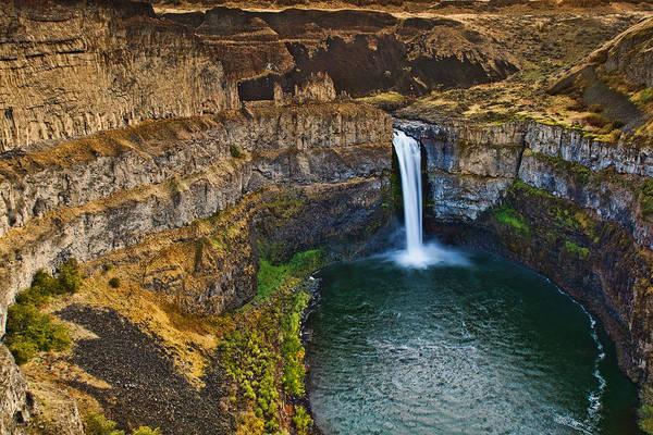 Wall Art - Photograph - Palouse Falls by Dan Mihai