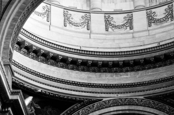 Wall Art - Photograph - Pantheon Dome by Sebastian Musial