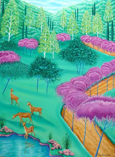 Paradise Valley Art Print