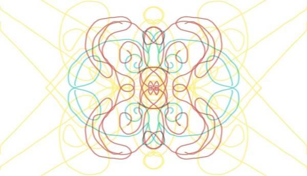 Robbie Digital Art - Parallel Universe 1 by Robbie Brown