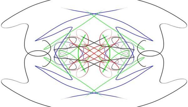Robbie Digital Art - Parallel Universe 11 by Robbie Brown