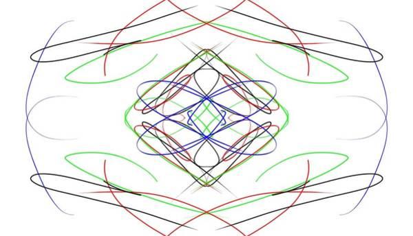 Robbie Digital Art - Parallel Universe 12 by Robbie Brown
