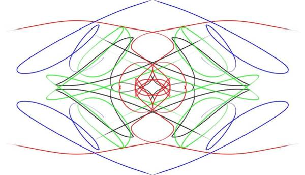 Robbie Digital Art - Parallel Universe 13 by Robbie Brown