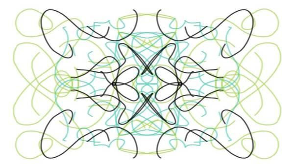 Robbie Digital Art - Parallel Universe 2 by Robbie Brown