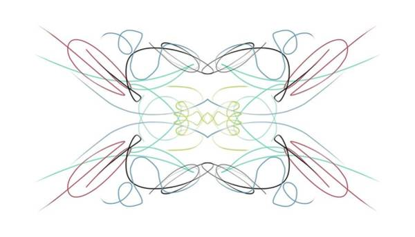 Robbie Digital Art - Parallel Universe 3 by Robbie Brown