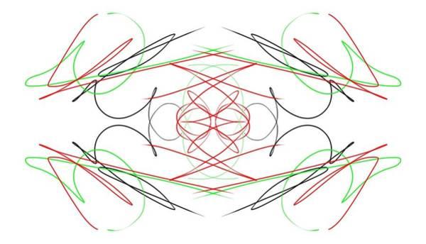 Robbie Digital Art - Parallel Universe 7 by Robbie Brown