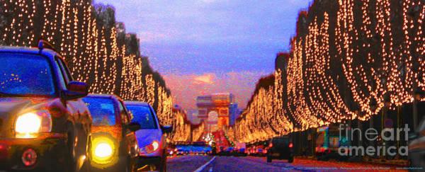 Streetscape Wall Art - Photograph - Paris 04 by Yuriy Shevchuk