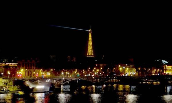 Photograph - Paris Night by Keith Stokes