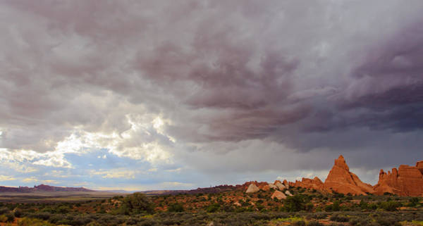 Photograph - Passing Storm by Adam Pender