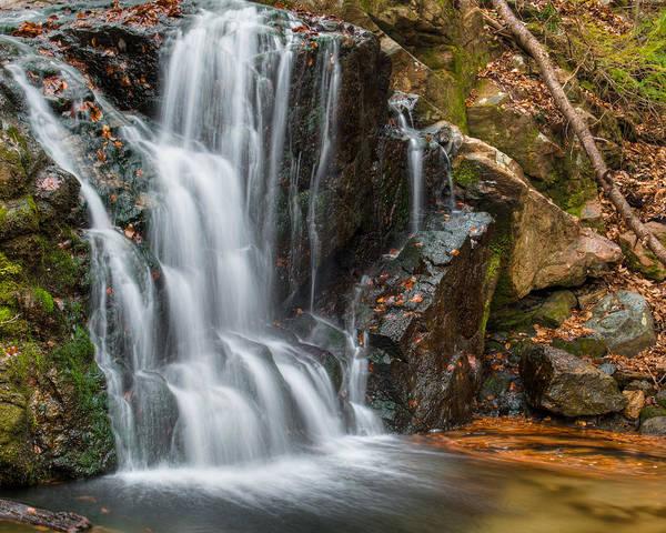 Patapsco Water Falls Art Print