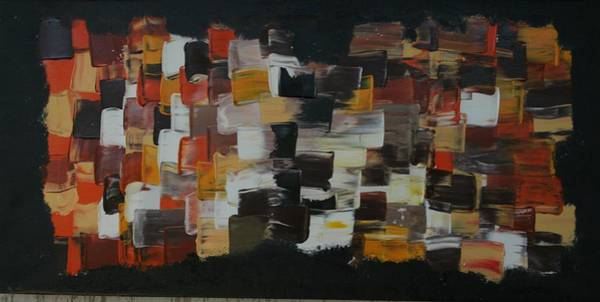 James Johnson Painting - Patchwork  by James Johnson