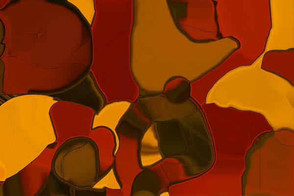 Quilt Digital Art - Patchwork No.4 by Bonnie Bruno