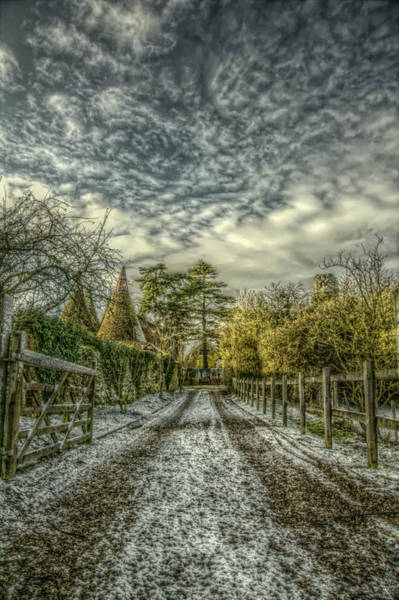Wall Art - Photograph - Pathway Home by Lee-Anne Rafferty-Evans