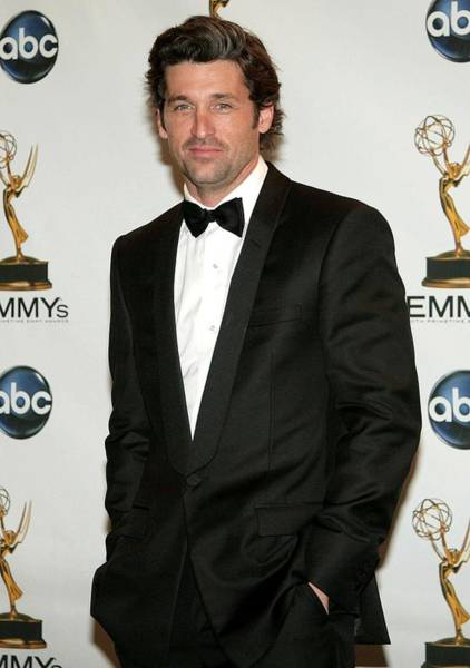 Nokia Photograph - Patrick Dempsey In The Press Room by Everett