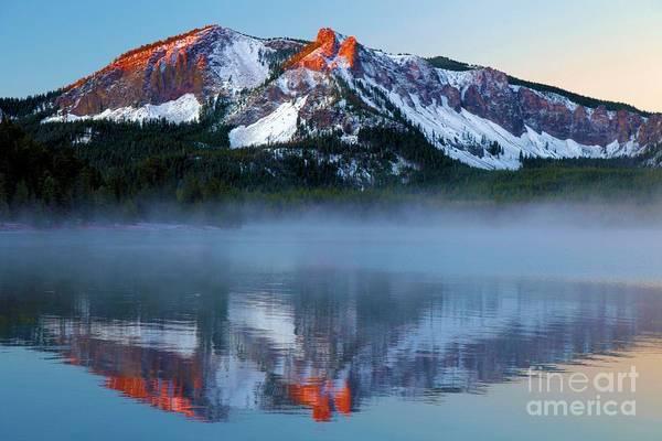Wall Art - Photograph - Paulina Peak Reflections by Adam Jewell