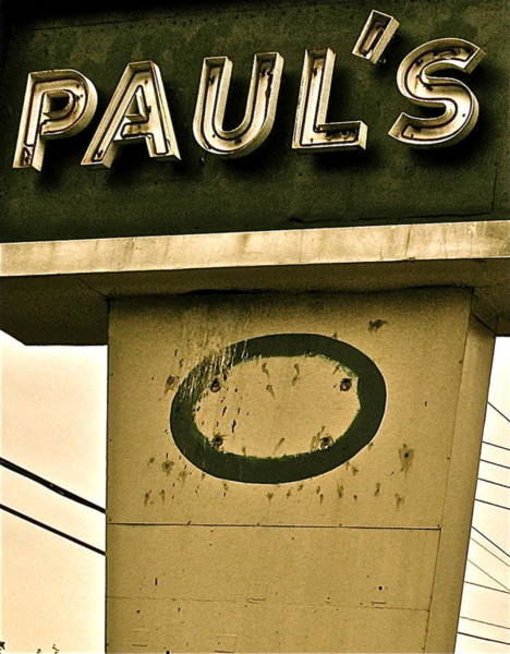 Photograph - Paul's Also by Cliff Spohn