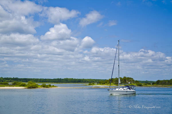 Photograph - Peaceful Waters by Mike Fitzgerald