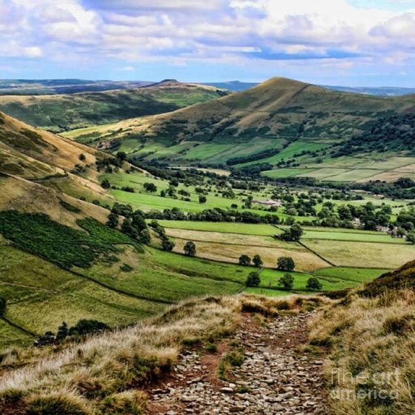 View Wall Art - Photograph - Peak District by Abbie Shores