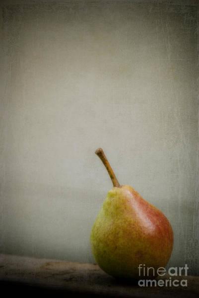 Photograph - Harvest Pear IIi by Alana Ranney