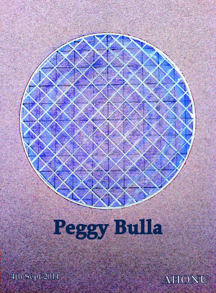 Painting - Peggy Bulla by Ahonu