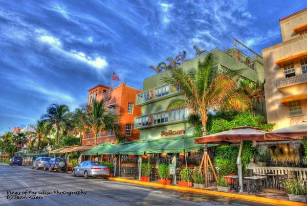 Photograph - Pelican Hotel by Sean Allen