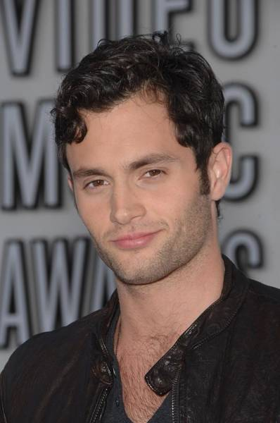 Nokia Photograph - Penn Badgley At Arrivals For 2010 Mtv by Everett