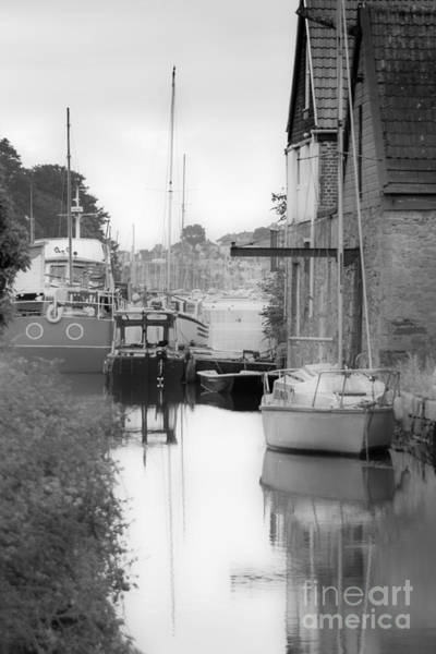 Photograph - Penryn Bridge by Brian Roscorla