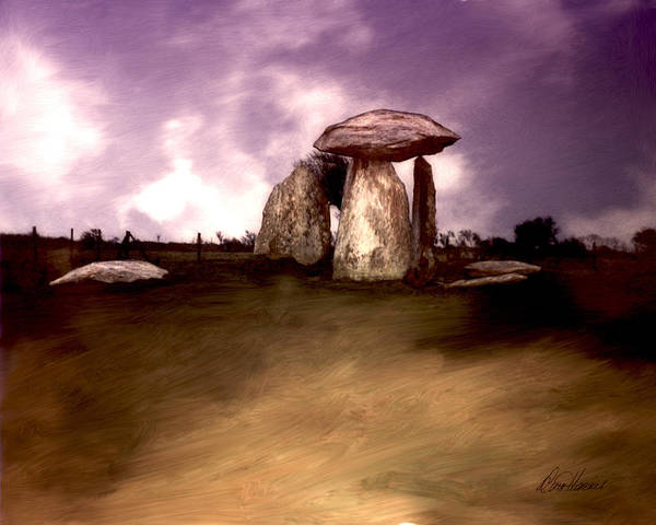 Photograph - Pentre Ifan by Diana Haronis