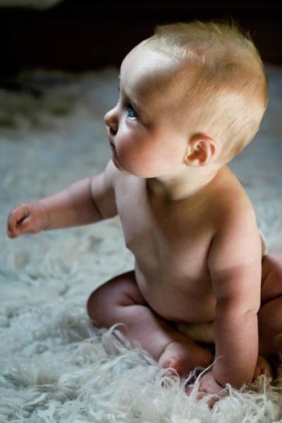 Photograph - Perfect Baby by Lorraine Devon Wilke