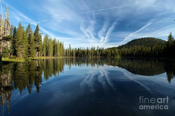 Photograph - Perfect Reflection by Adam Jewell