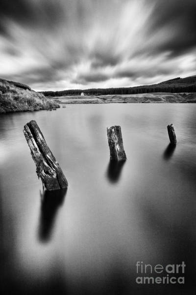 Loch Ard Photograph - Perfectly Still by John Farnan