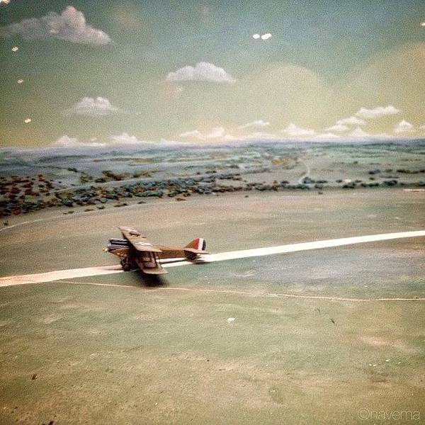 Ohio Wall Art - Photograph - Petite Plane by Natasha Marco