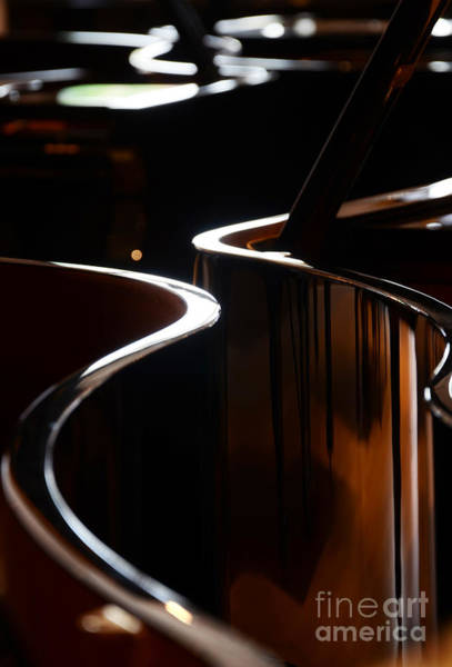 Photograph - Piano Lines by Steve Somerville